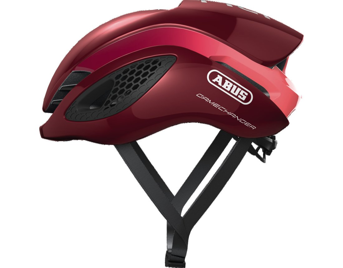 Abus GameChanger kask szosa bordeaux red L (58-62 cm)