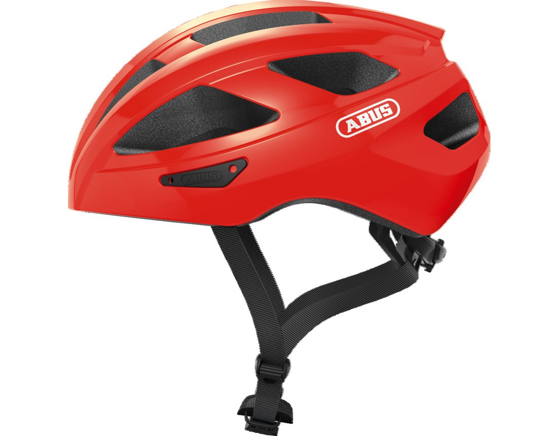 Abus Macator kask szosa shrimp orange L ( 58-62 cm)
