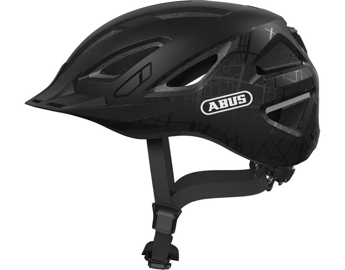 Abus Urban-I 3.0 City street art S 51-55cm kask
