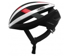 Abus Viantor white red kask L 58-62cm