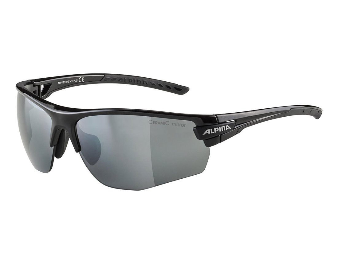 Alpina Tri-Scray 2.0 HR okulary sportowe black