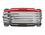 CrankBrothers Multi-10 Multitool black/red