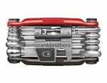 CrankBrothers Multi-17 Multitool black/red