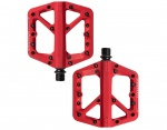 CrankBrothers Stamp 1 pedały red Small