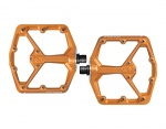 CrankBrothers Stamp 7 pedały Limited Edition orange Large
