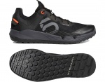 Five Ten TrailCross LT buty MTB core black/grey two/solar red 40 2/3