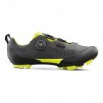Fizik Terra X5 grey yellow buty MTB 41