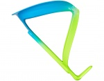 SUPACAZ Fly Cage koszyk na bidon Limited Edition neon yellow /neon blue