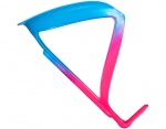 SUPACAZ Fly Cage koszyk na bidon Limited Edition neon pink /neon blue