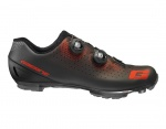 Gaerne Carbon G.Kobra buty MTB black red 45