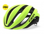 Giro Aether MIPS highlight yellow black L 59-63cm kask szosa