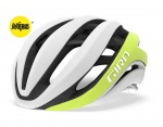 Giro Aether MIPS mat citron white S 51-55cm kask szosa