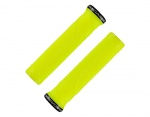 Lizard Skins Danny MacAskill Lock-On chwyty neon yellow