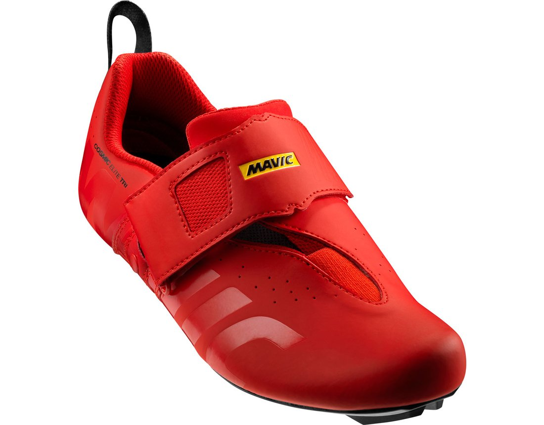 Mavic Cosmic Elite Tri Triathlon buty red 46 2/3