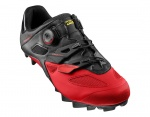 Mavic Crossmax Elite MTB buty black red 43 1/3