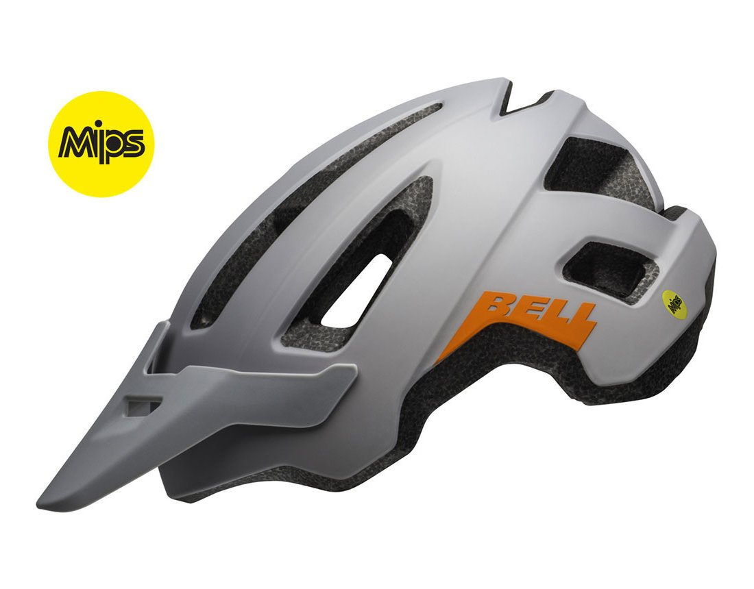 Bell Nomad MIPS kask MTB mat grey Uni 53-60cm
