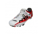 Northwave Extreme Tech white red MTB buty 45