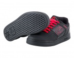 O\'Neal Pinned Pro Flat Pedal buty MTB black/red 45