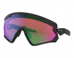 Oakley Wind Jacket 2.0 PRIZM Snow Matte Black w/ PRIZM Snow Jade okulary
