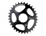 Race Face Direct Mount 10/11/12s tarcza 34T oval