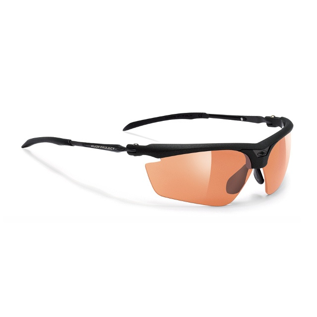 Rudy Project Magster Matte Black / Racing Red okulary