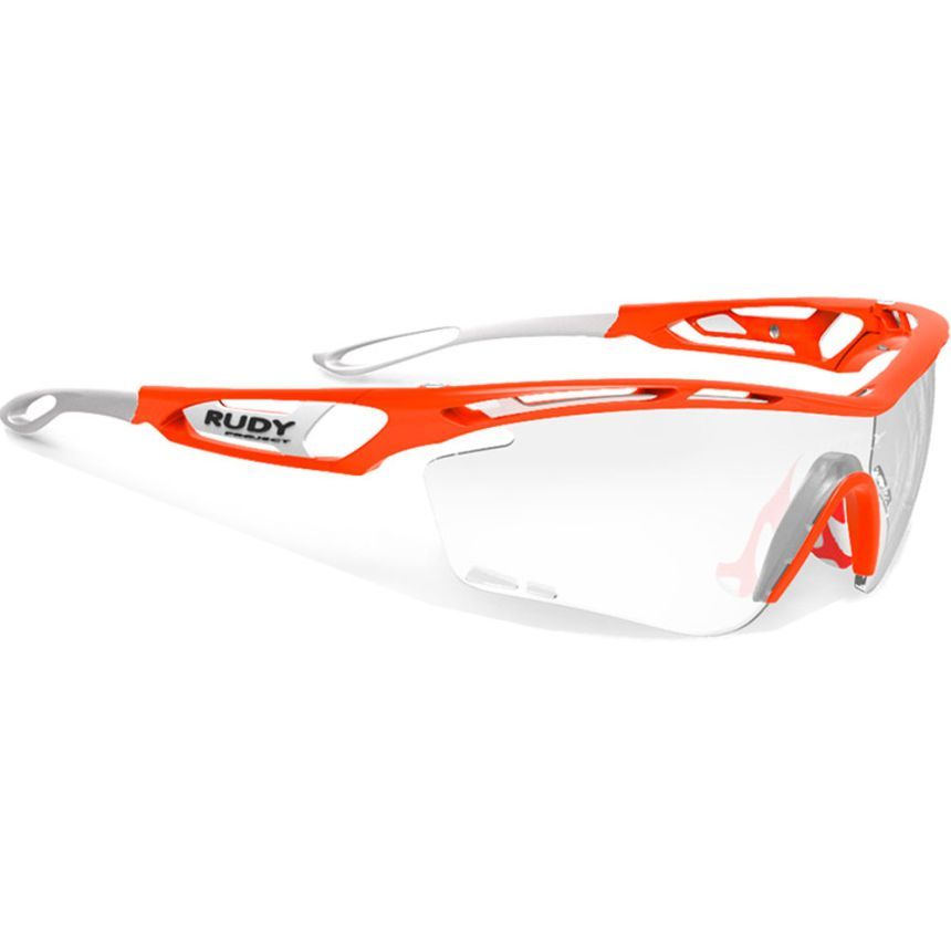 Rudy Project Tralyx red fluo ImpactX2 Photochromic black okulary
