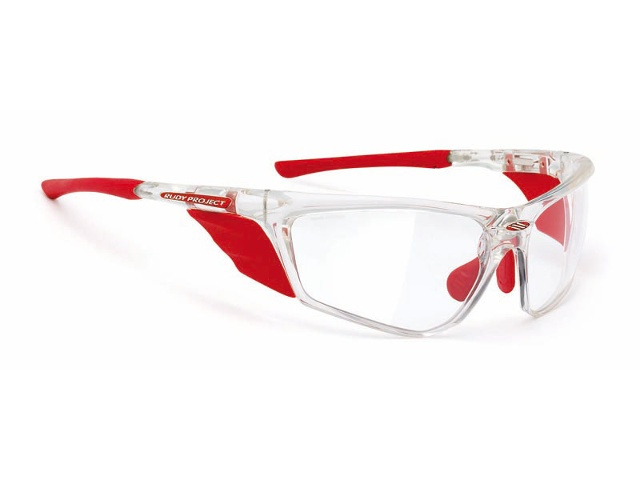 Rudy Project Zyon Crystal Red / ImpactX Photochromic Clear okulary