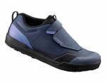 Shimano SH-AM9 buty MTB SPD Gravity navy 43