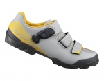 Shimano SH-ME3 MTB buty grey yellow 45