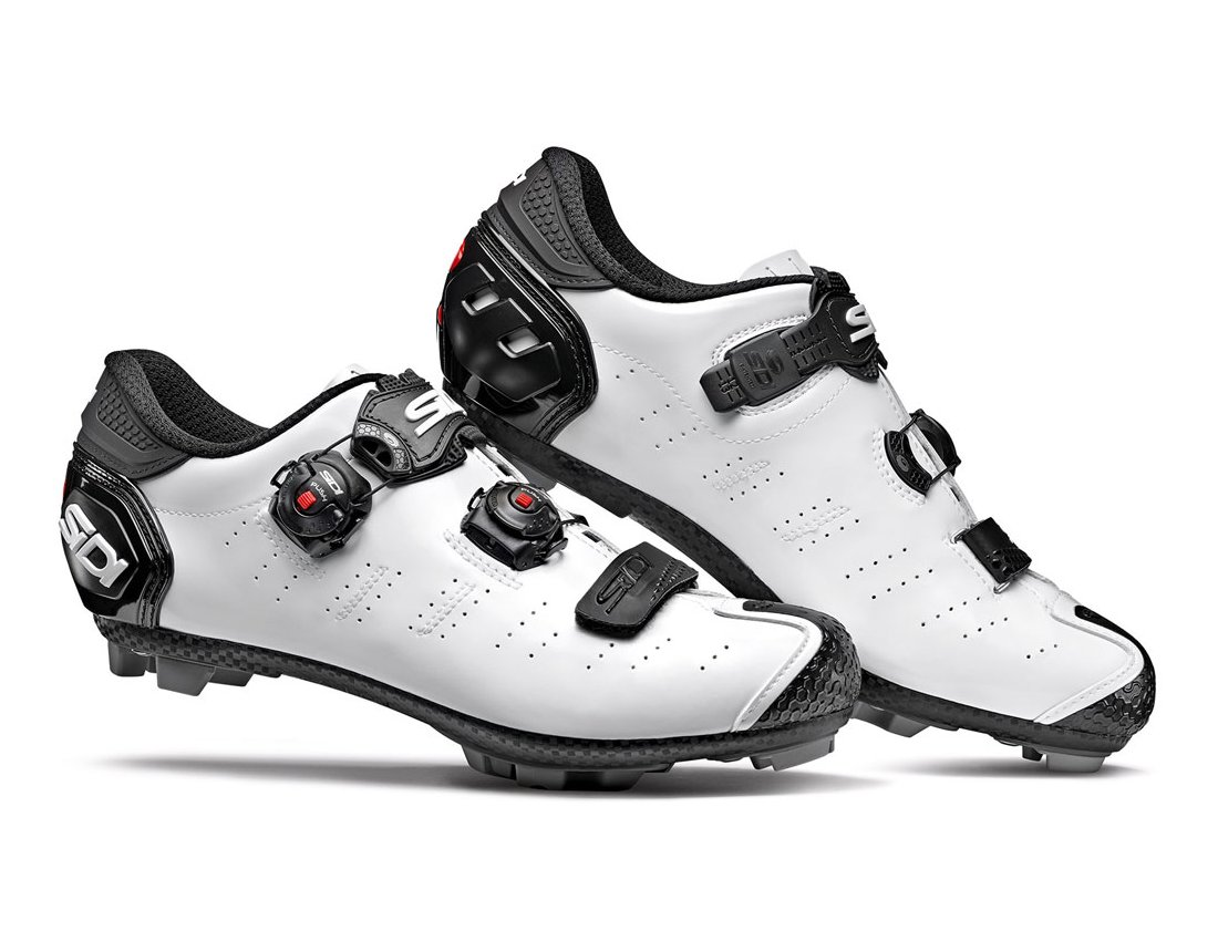 Sidi MTB Dragon 5 SRS MTB buty white black 40