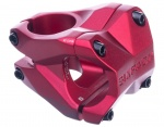 Sixpack Racing Kamikaze 31.8x35mm mostek red