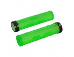 SUPACAZ Grizips neon green clear chwyty