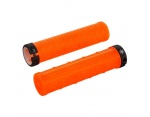 SUPACAZ Grizips neon orange clear chwyty