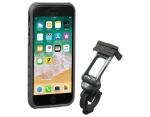Topeak RideCase do iPhone z uchwytem black/gray iPhone 6+/6s+/7+/8+