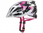 Uvex Air Wing white pink M 52-57cm kask MTB